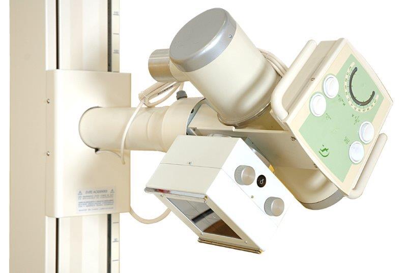 Maquina de raio x humano
