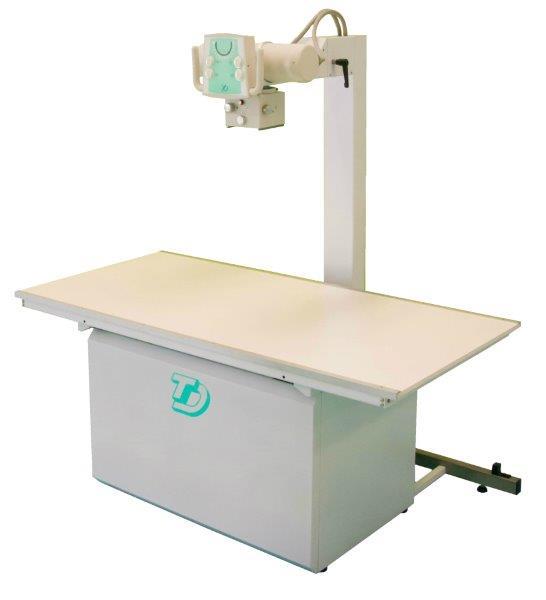 Equipamento de raio x fixo